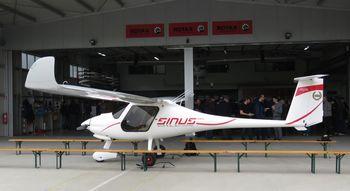 Pipistrel izdelal tisoče letalo iz družine Sinus/Virus