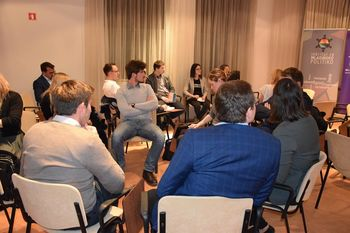 Ustanovno srečanje Kluba mladih svetnic in svetnikov Slovenije