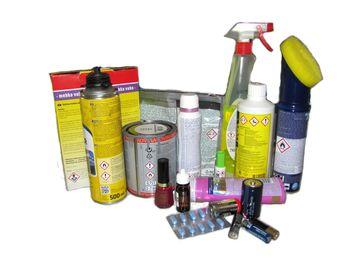 KSD Ajdovščina: Zbiranje nevarnih odpadkov iz gospodinjstev