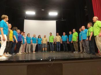 Srečanje folklornih skupin v Bistrici