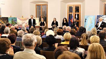 Slovesna akademija Karitas v Vipavi