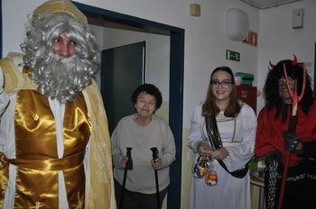 Miklavž v domu starejših občanov Ajdovščina