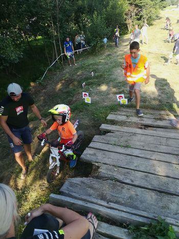 Tekmovanje za slovensko prvenstvo v Trialu
