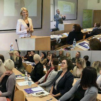"""Na MOCIS-u smo uspšno izpeljali že II. strokovni posvet za delodajalce: """"Vpliv izobraževanj na rast podjetja"""""""