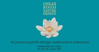 Otvoritev razstave Oskar Kogoj Nature Design v Pomniku miru na Cerju