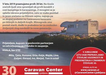 Karavana avtodomov čez Občino Miren - Kostanjevica