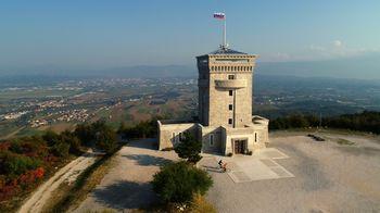 OBVESTILO: Pomnik miru do nadaljnjega zaprt za obiskovalce