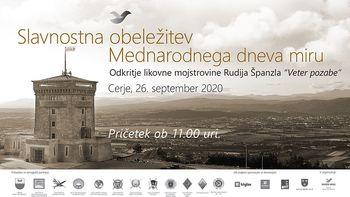 Mednarodni dan miru Cerje 2020 - spletni prenos