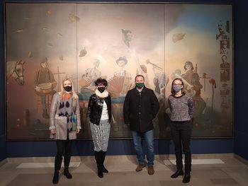 Ponovno odprtje vrat muzejev prinaša pomembno novost na Poti miru od Alp do Jadrana