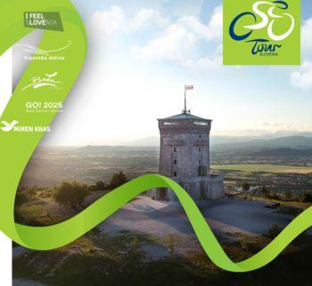 12. junija 2021 bo Občina Miren-Kostanjevica gostila 4., kraljevsko etapo 27. DIRKE PO SLOVENIJI