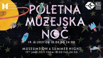 Poletna muzejska noč