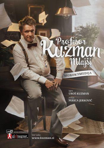 Monokomedija PROFESOR KUZMAN MLAJŠI