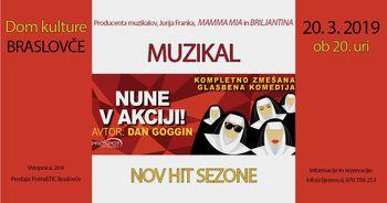 Glasbena komedija Nune v akciji