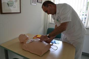 Obvestilo o sofinanciranju AED