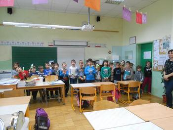8. marec na Osnovni šoli Cirkovce