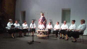 Obisk parlamenta in koncert v Ljubljani