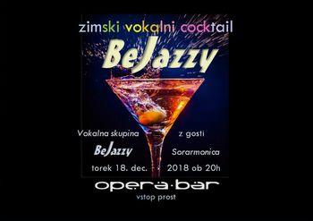 Zimski vokalni cocktail BeJazzy
