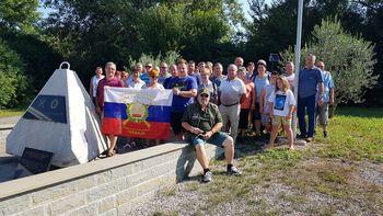 Ekskurzija OZVVS Trebnje na južno Primorsko