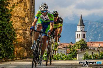 Otvoritvena dirka kolesarske sezone Slap - Lože