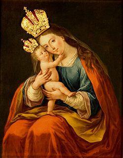 Slovesni praznik Marije Pomagaj