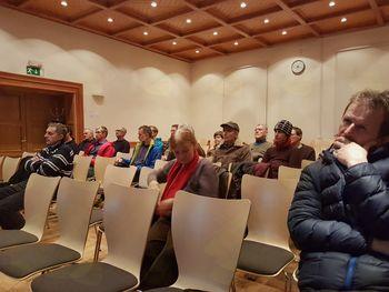 Delavnica URE in OVE za občane Občine Gorje