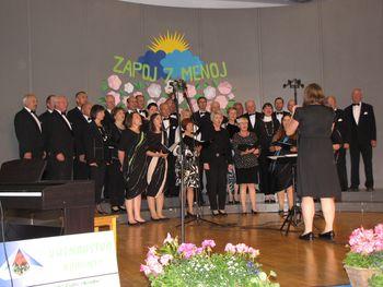 Fotogalerija: Letni koncert Moškega pevskega zbora KUD Nova Cerkev