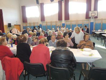 Tradicionalno srečanje starejših krajanov v Novi Cerkvi