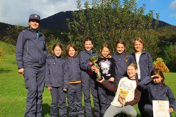 PGD Socka – pionirke in člani B regijski prvaki