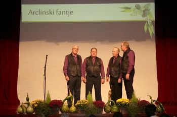 Arclinski fantje so praznovali 35 let prepevanja