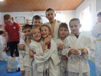 Mladi judoisti iz Socke