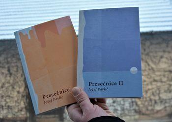 Pesniška zbirka PRESEČNICE in meditacije PRESEČNICE II