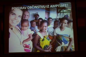 PRI KATJI RAVNIKAR V AMPITAFI NA MADAGASKARJU
