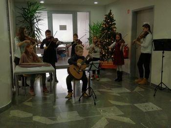Proslava ob dnevu samostojnosti in enotnosti na Oddelku za pediatrijo Splošne bolnišnice Slovenj Gradec