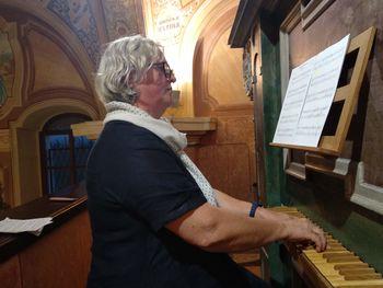 Zven velikih mojstrov na orglah