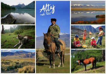 Potovanje v Altaj - ''ruski Tibet'' (dr. Petra Draškovič Pelc)