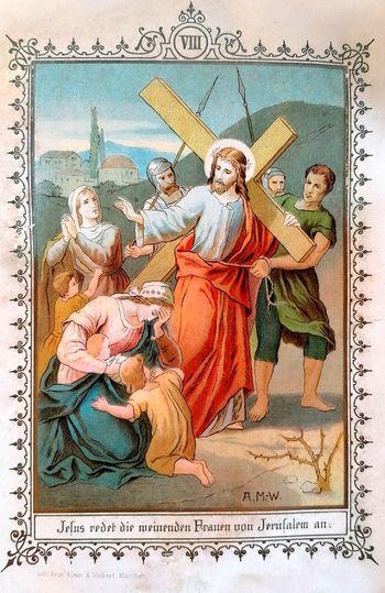 Barvne litografije križevega pota v cerkvi sv. Barbare na Ravniku pri Hotedršici in opomba k skrbi za našo kulturno dediščino