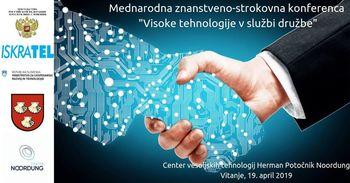 Visoke tehnologije v službi družbe