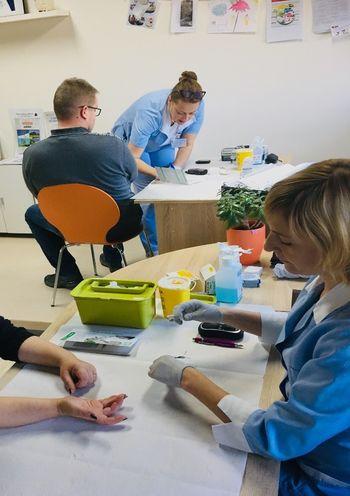 Izvedba zdravstveno vzgojnih aktivnosti za zaposlene v Mestni občini Slovenj Gradec