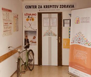 Pogovorne urice v Centru za krepitev zdravja v Zdravstvenem domu Slovenj Gradec
