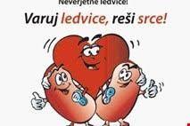 Svetovni dan ledvic - 14. 3. 2019