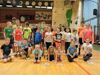 4. turnir za otroke v badmintonu