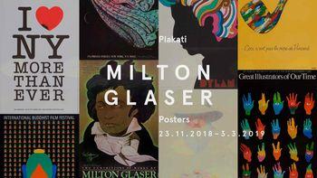 Miltona Glaser, Plakati