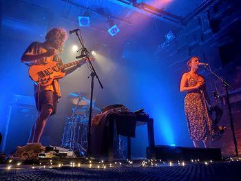 Četrtkov koncert: Psihedelavci & Tovariš strmoglavljen