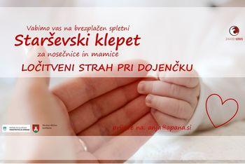 Ločitveni strah pri dojenčku. Kako mu pomagati?