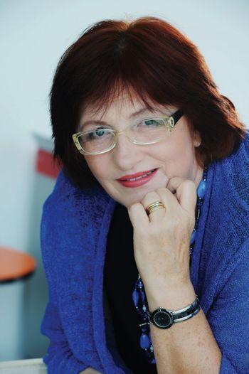 Pogovor s pisateljico in kolumnistko Sonjo Grizila