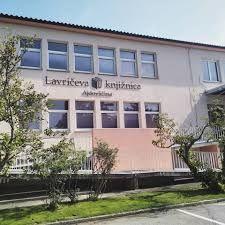 Urnik Lavričeve knjižnice Ajdovščina