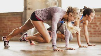 Brezplačna fitnes vadba za iskalce zaposlitve