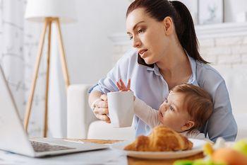 Mamice na kavici: podporna skupina