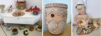 Ustvarjamo v keramiki