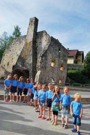 PoVABILO - Otroški pevski zbor Dvor ob Krki